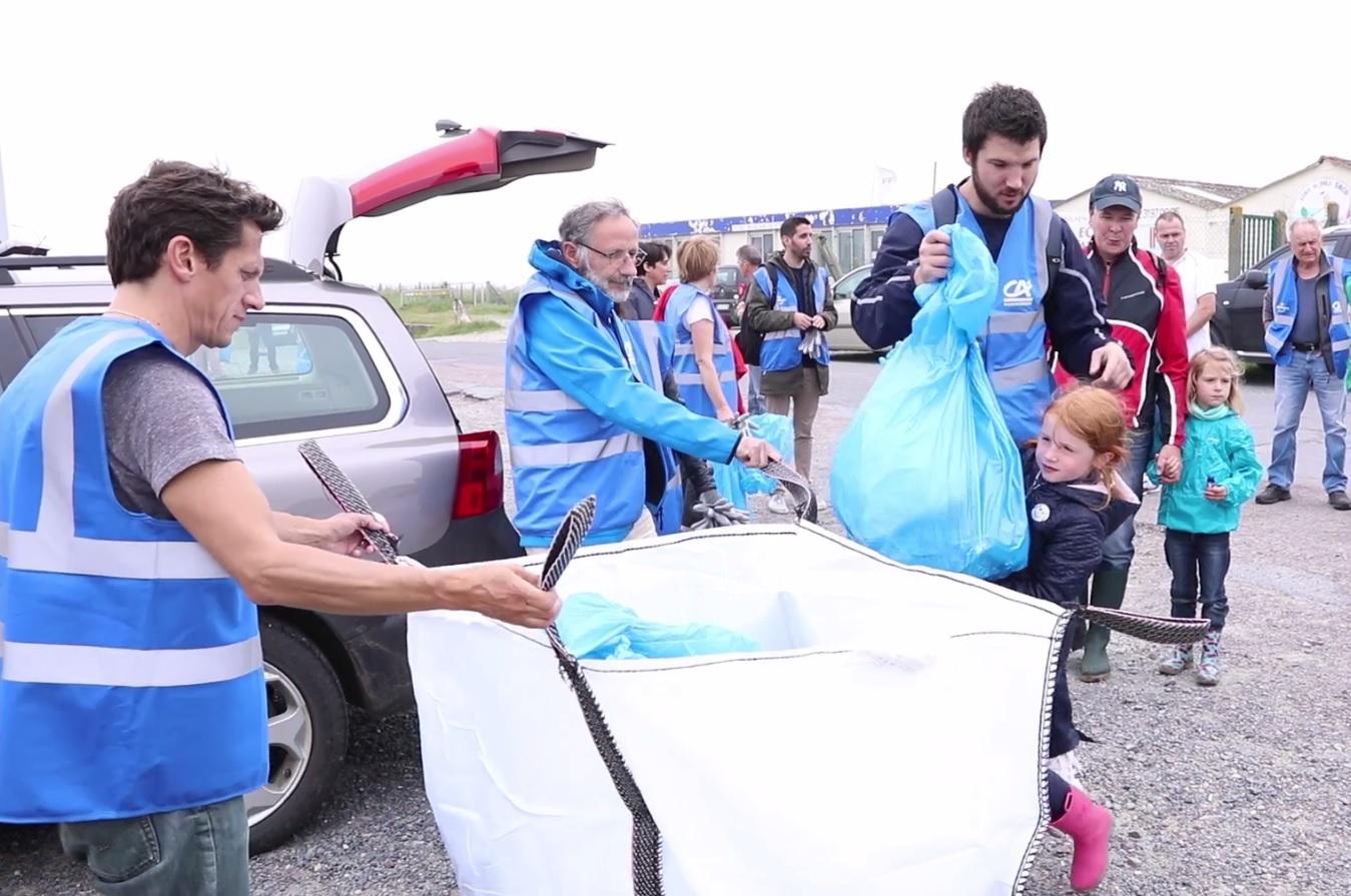 600 plasticitoyens mobilisés au CA Normandie
