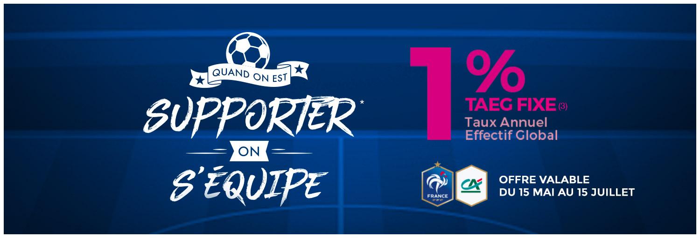Credit Agricole Normandie Offre Conso Coupe Du Monde 2018