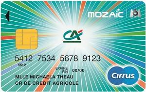 Cr dit agricole normandie cartemozaicm6 de retrait - Plafond livret jeune credit agricole ...